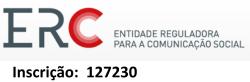 Registo na ERC 127230