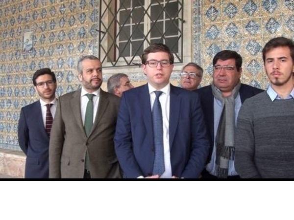 60ae31267 CDS Odivelas condena o excesso de linguagem do Executivo Municipal contra o  Exército devido ao Mosteiro de Odivelas
