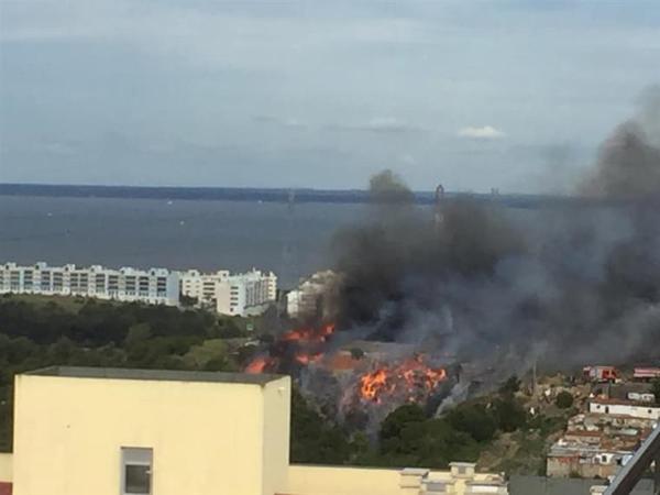 ab0c90d37 Bloco solidariza-se com famílias afetadas pelo incêndio de Sacavém, Loures
