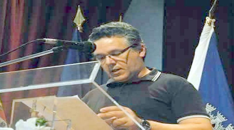 Paulo Gonçalves do BE na Sessão Solene da elevação de Odivelas a Cidade (29 anos)