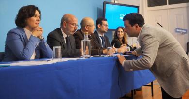 Lista de Candidatos do CDS a Deputados pelo Círculo de Lisboa aprovada com 83% de Votos