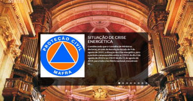 """Câmara Municipal de Mafra faz Cessar Efeitos da """"Declaração de Situação de Alerta no Município de Mafra"""""""