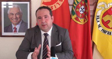 Grande Entrevista de Sérgio Santos, Presidente da CPC do PS de Mafra e Vereador na CM de Mafra