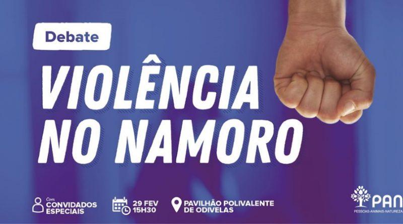 "PAN Odivelas promove debate contra a ""Violência no Namoro""  Sábado dia 29 de Fevereiro"