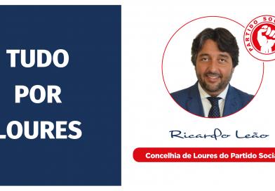 A Covid 19 e a carta aberta do PS ao Sr. Presidente da Câmara Municipal de Loures