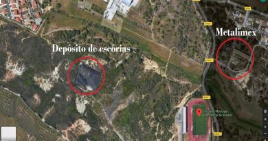 Afinal, escórias de alumínio da Metalimex ficaram em Portugal